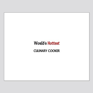 World's Hottest Culinary Cooker Small Poster