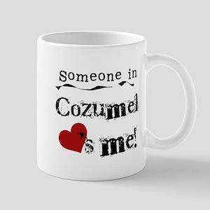 Someone in Cozumel Mug