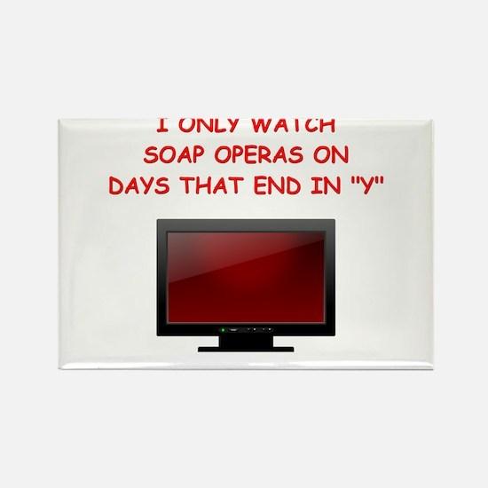 soap opera Rectangle Magnet