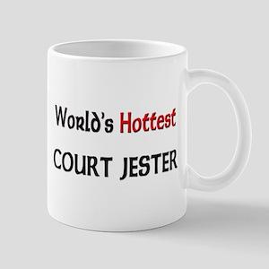 World's Hottest Court Jester Mug