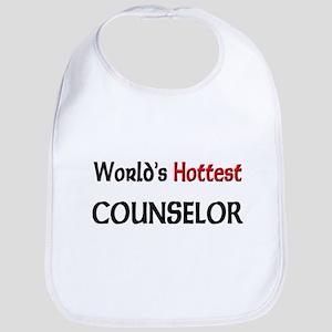 World's Hottest Counselor Bib