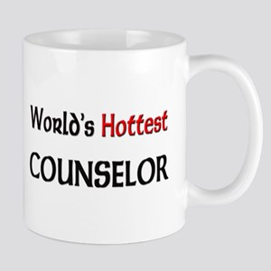 World's Hottest Counselor Mug