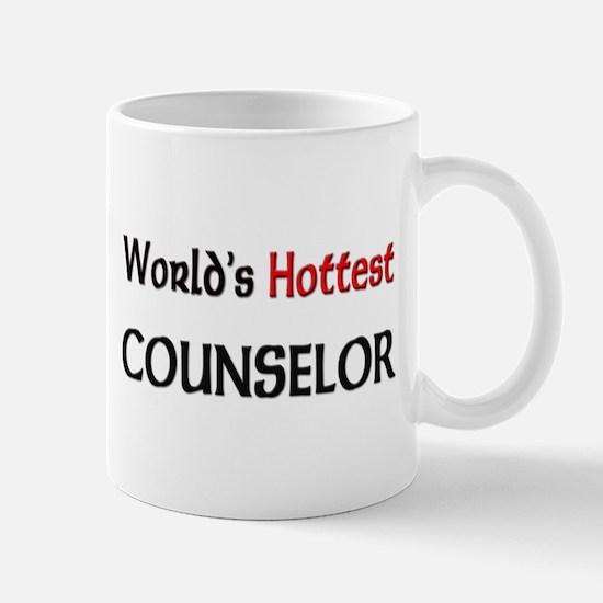 World's Hottest Counselor Mug