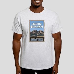 Dakota Badlands Bakkan Shale Light T-Shirt
