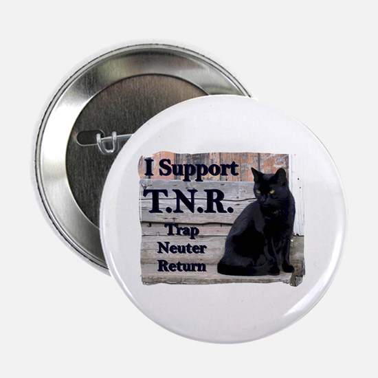 "I Support TNR 2.25"" Button"