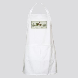 Earthy Asian Appalachian Trail BBQ Apron