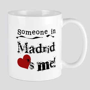 Someone in Madrid Mug