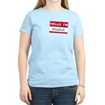 Hello, I'm Wasted Women's Light T-Shirt