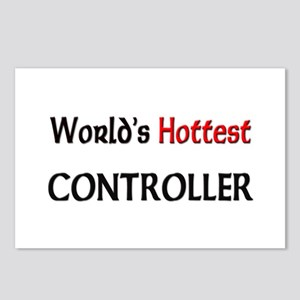 World's Hottest Controller Postcards (Package of 8