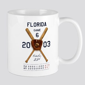 Florida 2003 Game 6 Mug