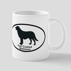 FLATCOATED RETRIEVER Mug