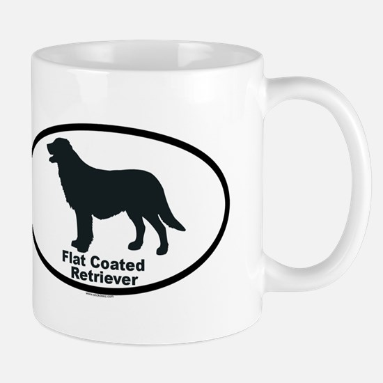 FLATCOATED RETRIEVER Mug