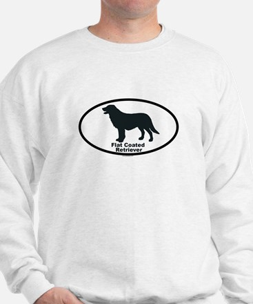 FLATCOATED RETRIEVER Sweatshirt