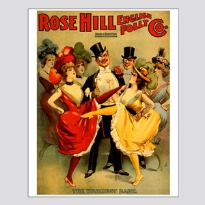 Rose Hill Vaudeville Small Poster