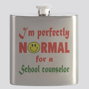 I'm perfectly normal for a School nursing Flask