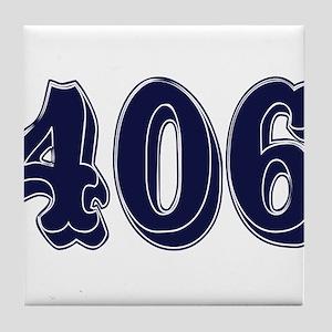 406 Tile Coaster