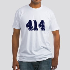 414 Fitted T-Shirt