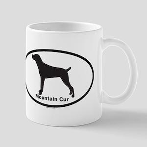 MOUNTAIN CUR Mug