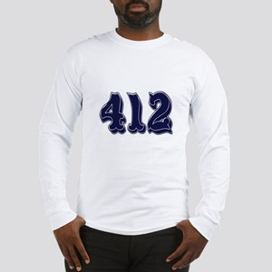 412 Long Sleeve T-Shirt