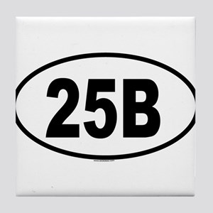 25B Tile Coaster