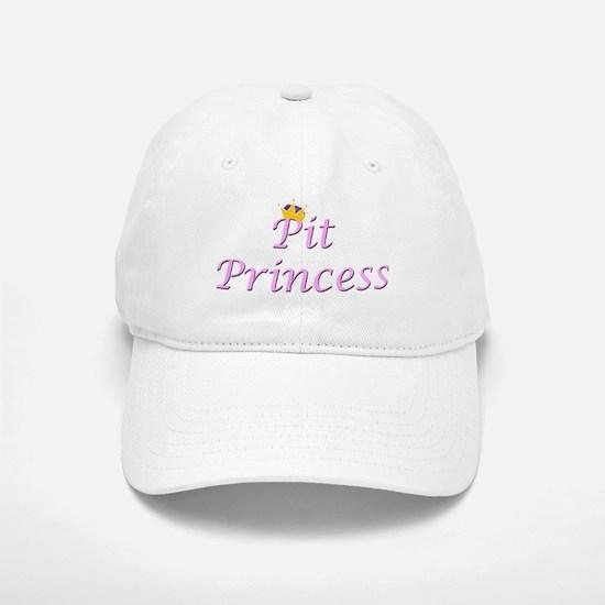 Pit Princess Baseball Baseball Cap