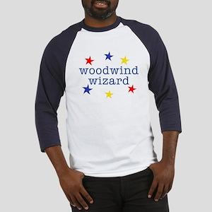 Woodwind Wizard Baseball Jersey
