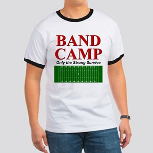 Band Camp - Only the Strong S Ringer T