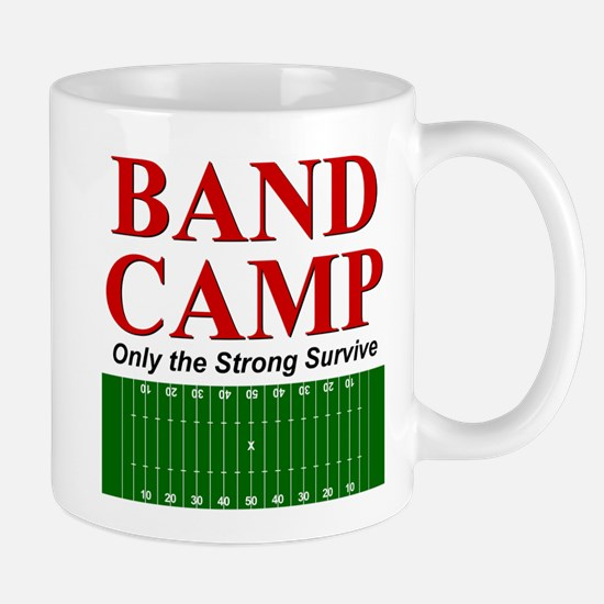 Band Camp - Only the Strong S Mug