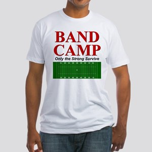 Band Camp - Only the Strong S Fitted T-Shirt
