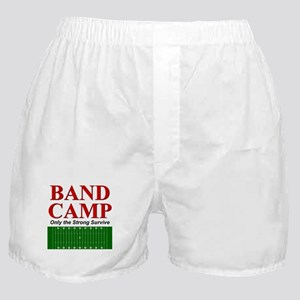 Band Camp - Only the Strong S Boxer Shorts