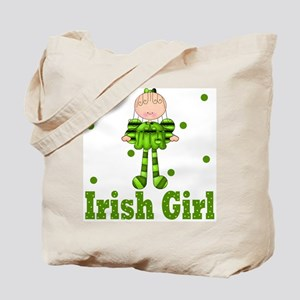 Irish Girl Ireland Pride Tote Bag