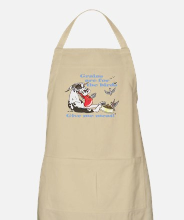 CH Grains Are 4 The Birds BBQ Apron