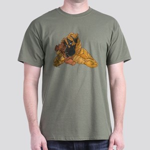NBr Teddy Hug Dark T-Shirt