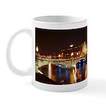 Nighttime on Bridge. Mug