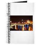 Nighttime on Bridge. Journal