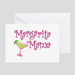 Margarita Mama - Greeting Card