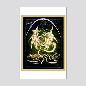 Dragon Art 2 Mini Poster Print