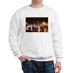 Nighttime on Bridge. Sweatshirt