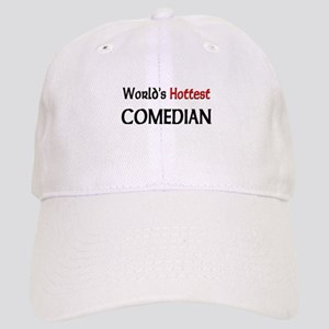 World's Hottest Comedian Cap