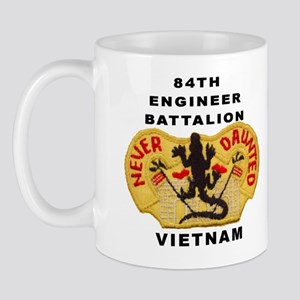 84TH ENGINEER BATTALION Mug