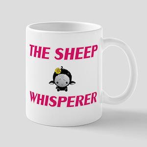 The Sheep Whisperer Mugs