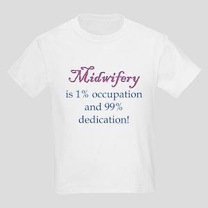 Midwifery/Occupation Kids T-Shirt