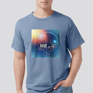 Have an Amazing Day (Blue) T-Shirt