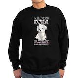 Maltese Sweatshirt (dark)