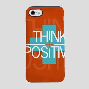 Think Positive iPhone 8/7 Tough Case