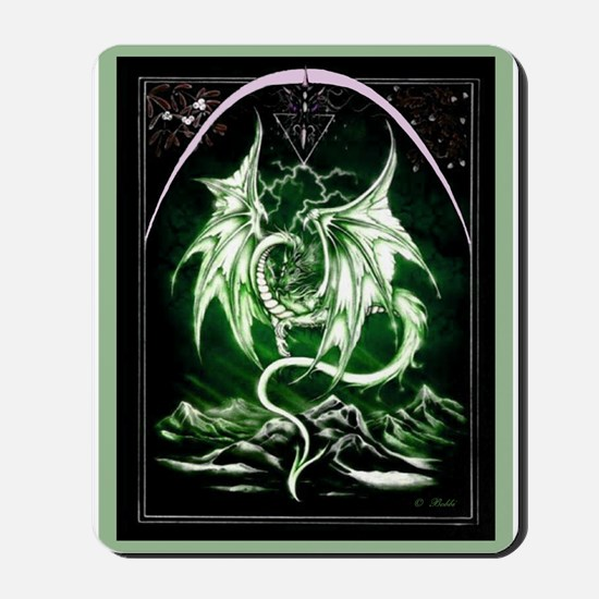 Dragon Art 3 Mousepad