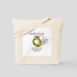 EOD WIFES Tote Bag