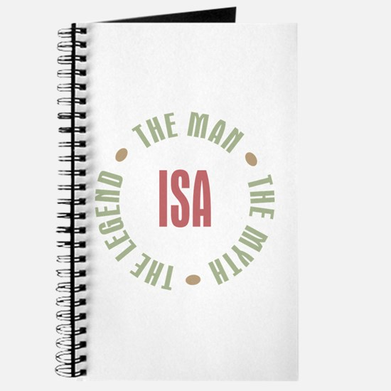 Isa Finnish Dad Man Myth Journal