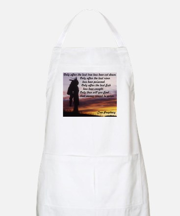 Native Prophecy - Environment BBQ Apron