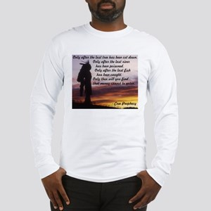 Native Prophecy - Environment Long Sleeve T-Shirt